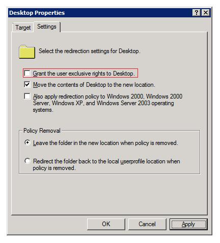 Remote Desktop Services - Используем перенаправление