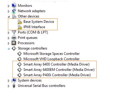 Windows Server 2012 на HP ProLiant DL 360/380 G5 - Бодаемся