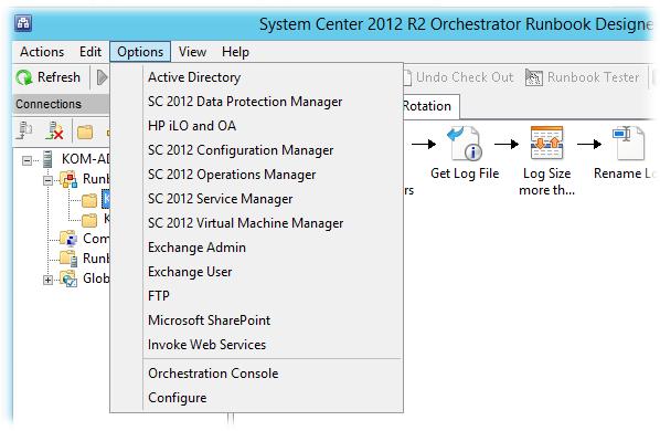 Обновляем System Center 2012 SP1 Orchestrator до уровня