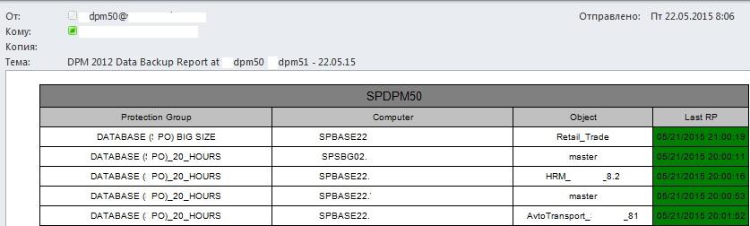 DPM_recoveryPointStatus