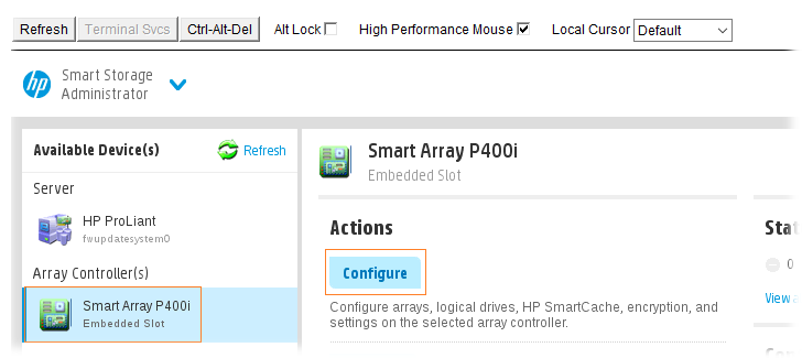 Установка CentOS Linux 7 2 на сервер HP ProLiant DL360 G5 с