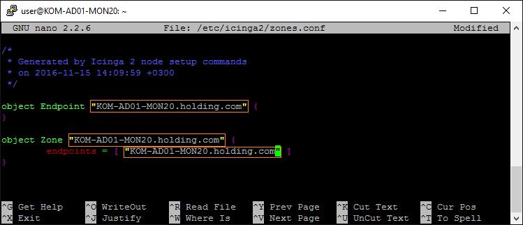 Развёртывание и настройка Icinga 2 на Debian 8 6  Часть 4