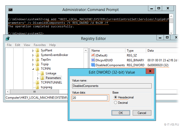 setup-prioritization-of-IPv4-over-IPv6-in-Windows-Server-2012-R2-via-registry